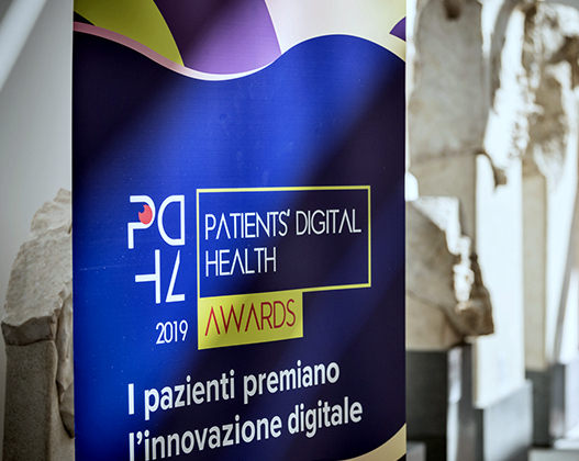 Patients' Digital Health Awards 2019: la cerimonia di premiazione